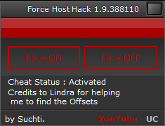 Чит MW3 Force Host Hack 1.9